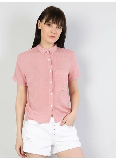 Colin's Gömlek Kırmızı